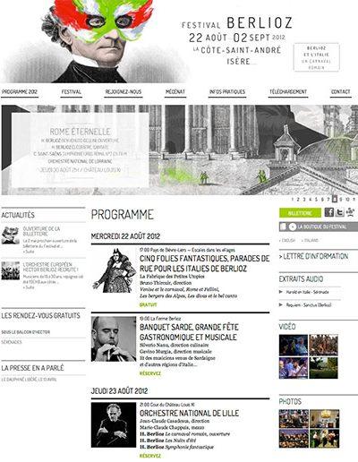 Berlioz 2012