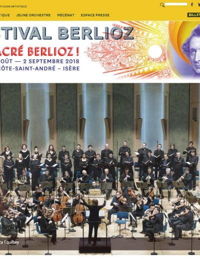 Berlioz 2018