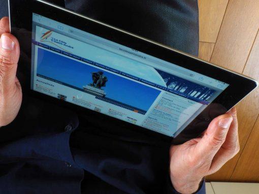 Création du site Internet de la Mairie de la Côte Saint-André