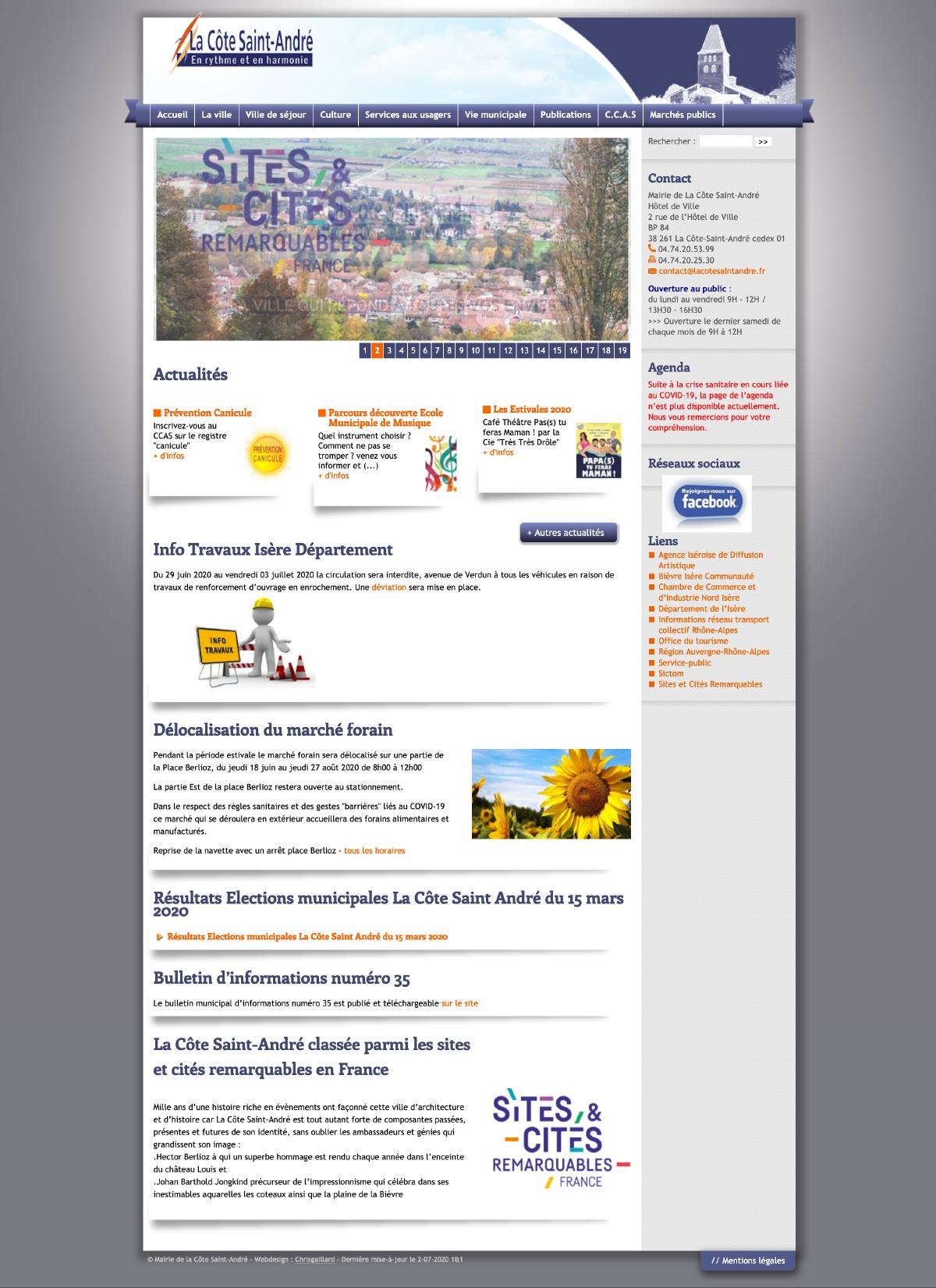 cote-saint-andre-webdesign