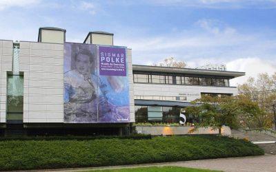 Vidéo pour l'expo Sigmar Polke, Musée de Grenoble