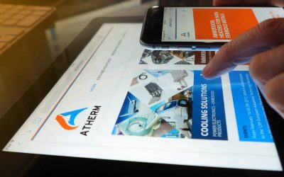 Création du site Atherm à Grenoble