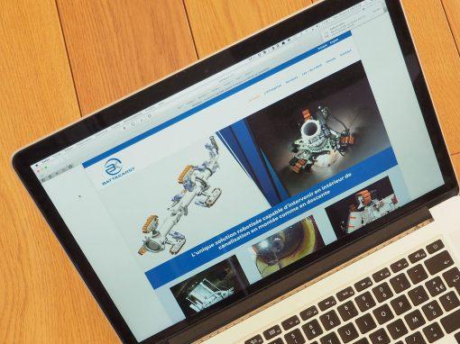 Webdesign pour le site Battakarst