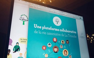 Réalisation du cahier des charges d'une plateforme collaborative pour la Mairie de La Tronche