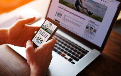Refonte du site de l'Association Française pour L'information Scientifique