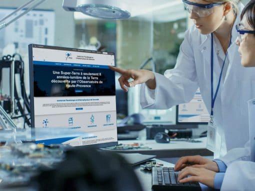 Création d'un kit multi-sites Spip pour les Laboratoires OSUG