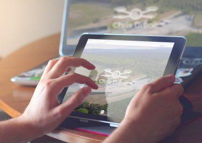 Création et optimisation SEO pour le site Internet de Grenoble Drone