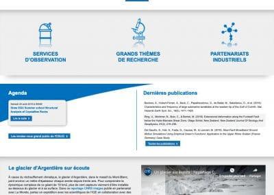 Isterre Grenoble Créateur site Internet