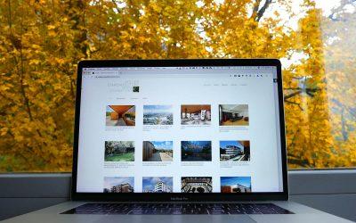 Refonte du site Internet de l'Atelier d'architecture Marie Schweitzer à Paris