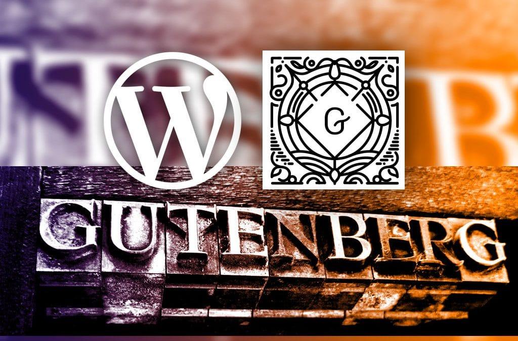 WordPress 5 Gutenberg mode d'emploi