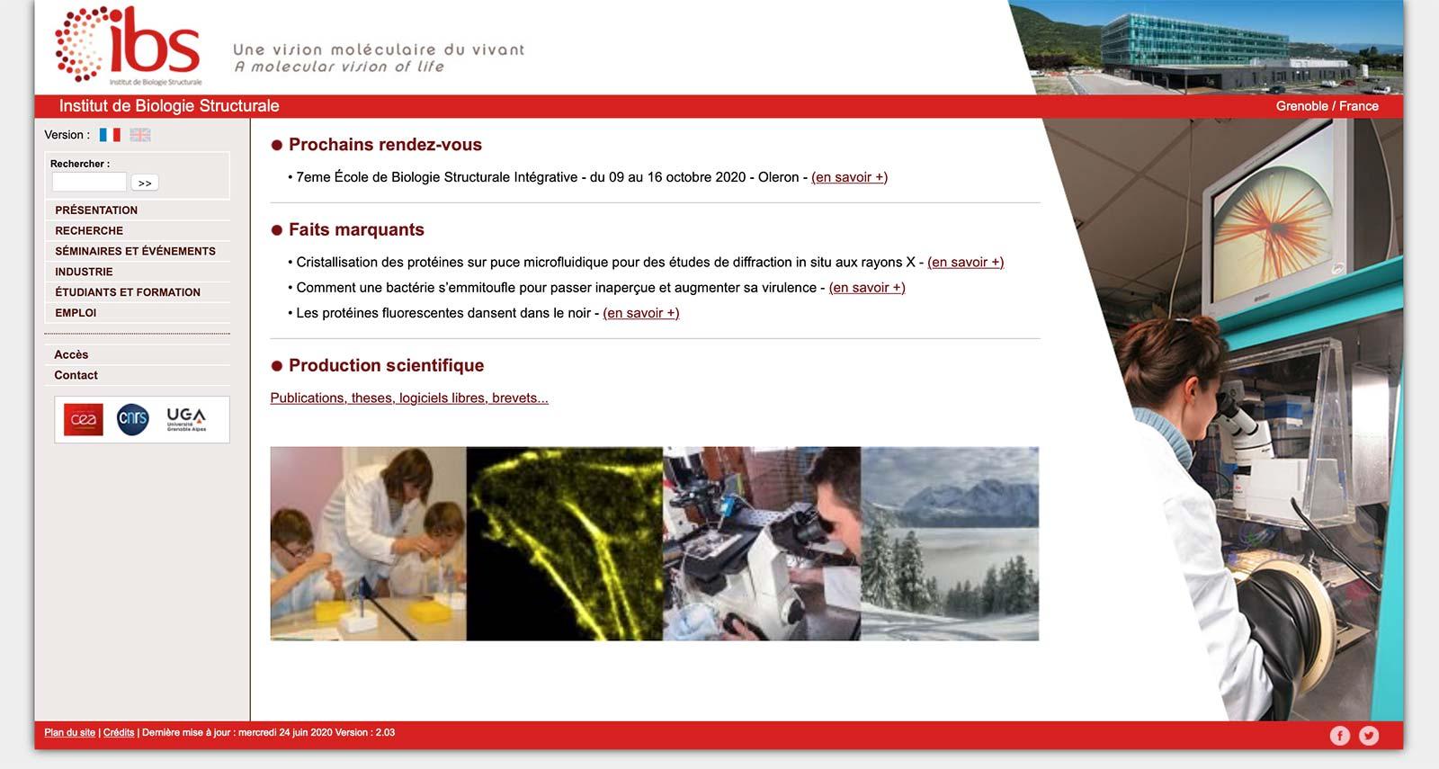 ibs-webdesign-science-recherche-grenoble