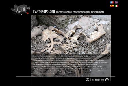 Design interactif Grenoble Musée