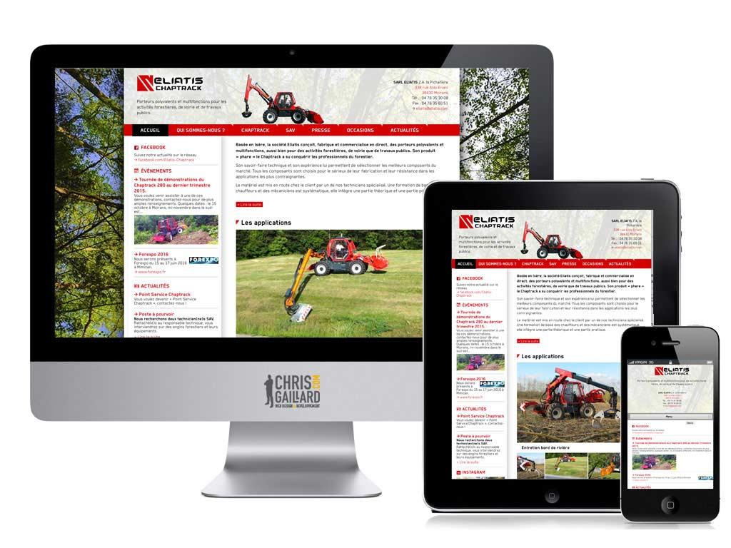 Eliatis site web