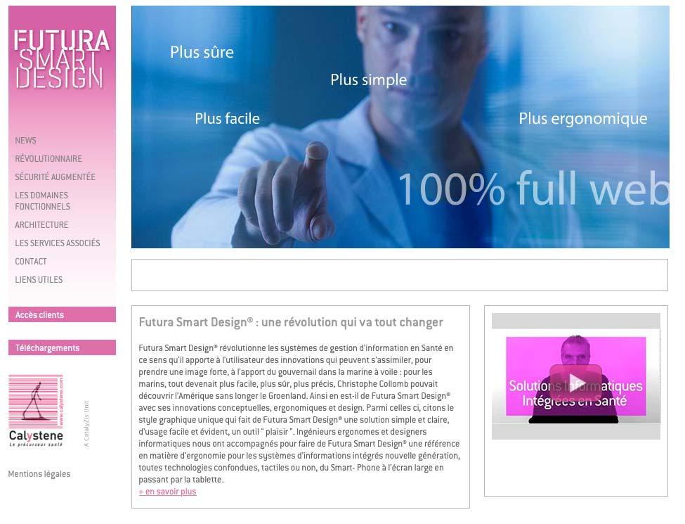 FSD Création du site Internet