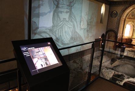 Développement programme flash pour musée