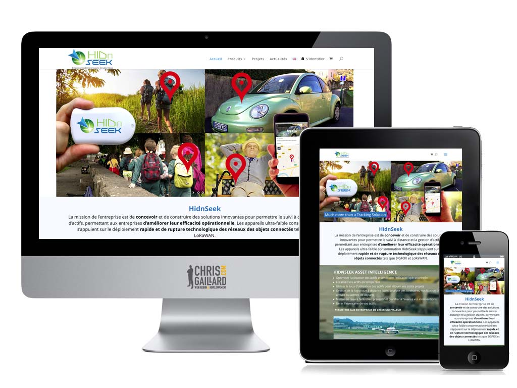 hidnseek responsive webdesign grenoble