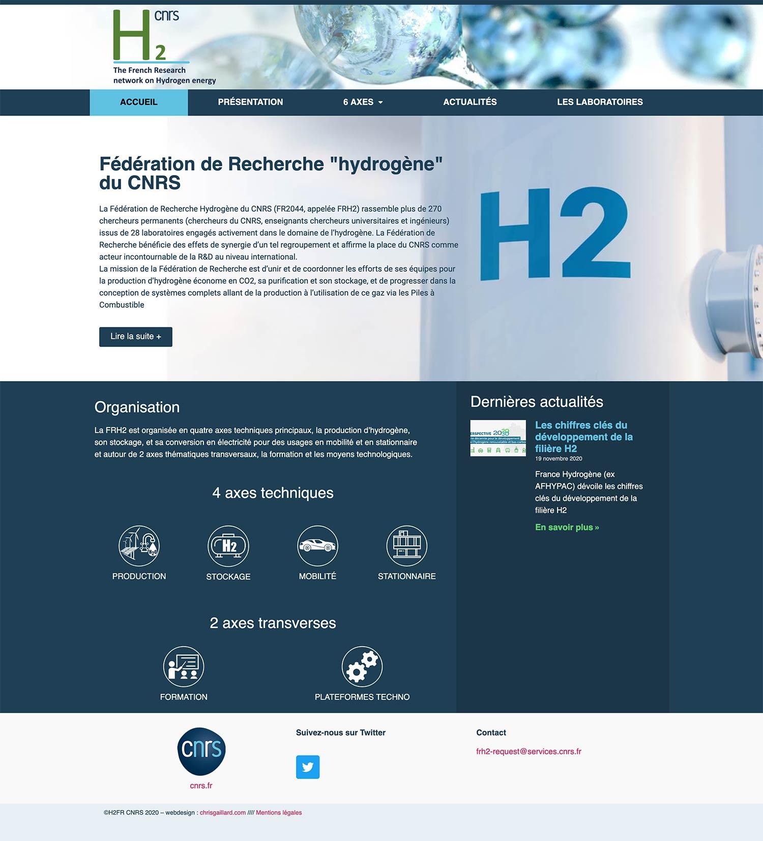 Site Elementor Webdesign WordPress Grenoble