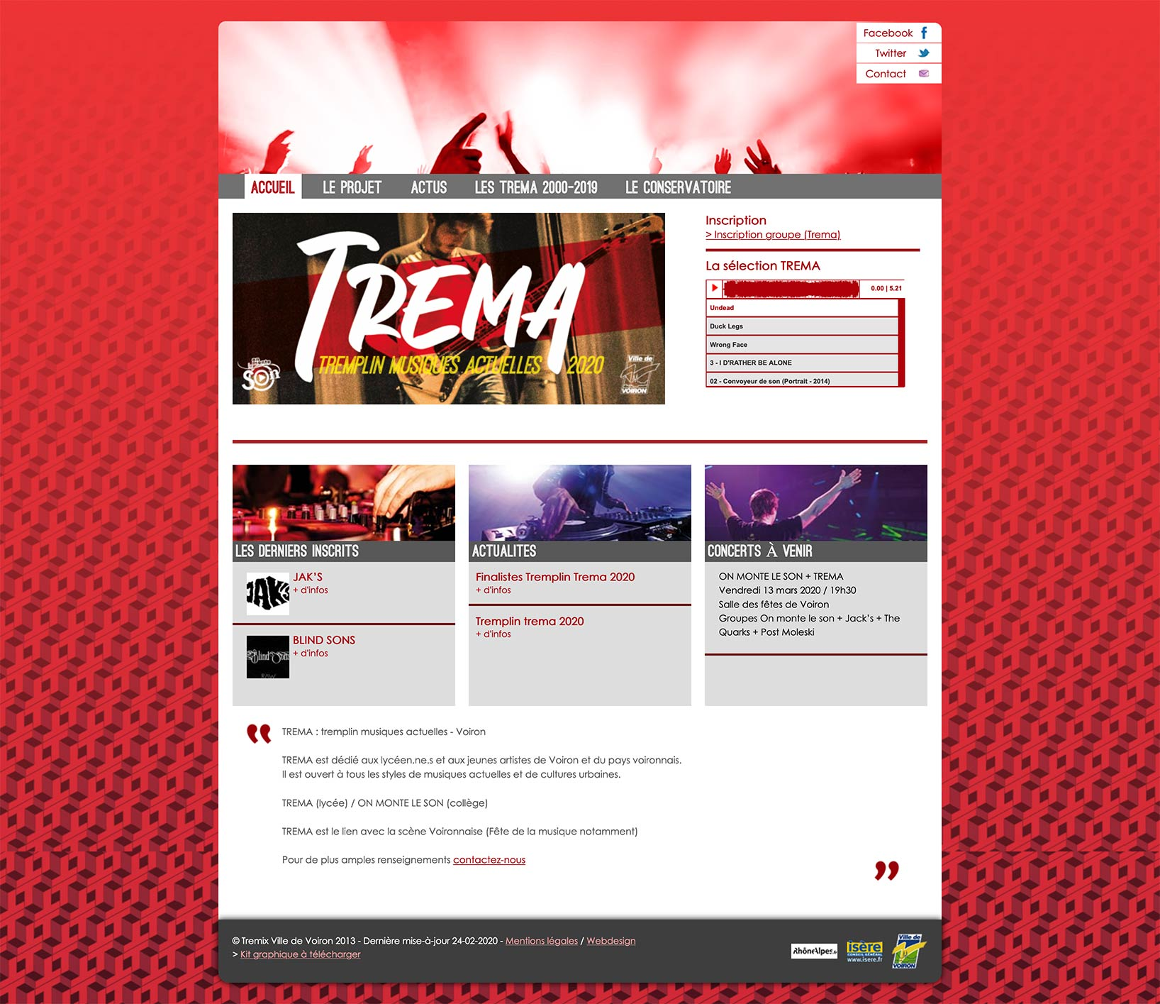 Trema-Tremix