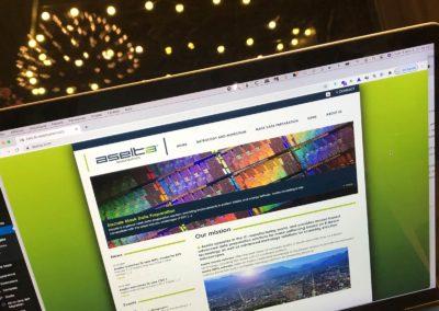 Création du site Internet SPIP pour Aselta à Grenoble