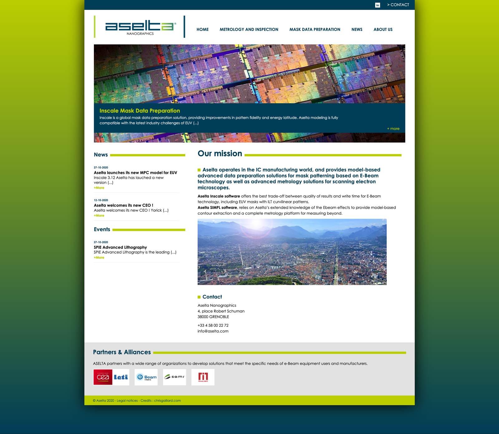 aselta webdesign