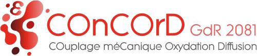 Création du Logo ConCord pour le CNRS Grenoble